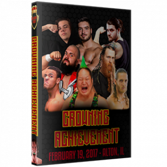 Crowning Achievement  2/19/17 - $15