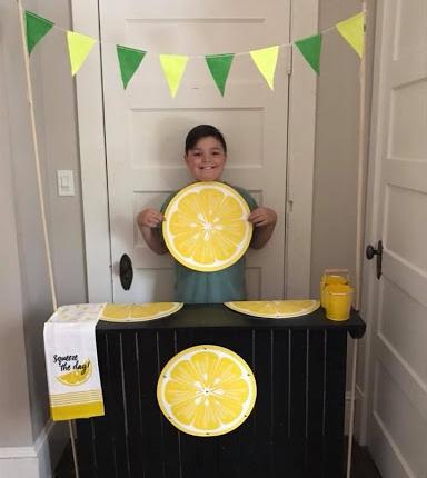 Gee's 7 Lemonade