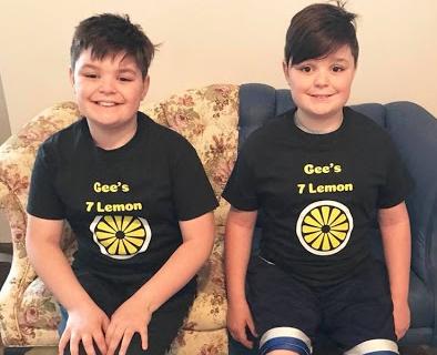 Gee's 7 lemon