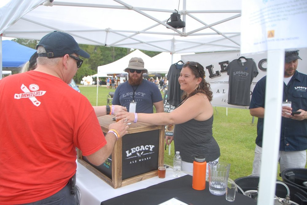 Photo Courtesy  Hogtown Craft Beer Festival