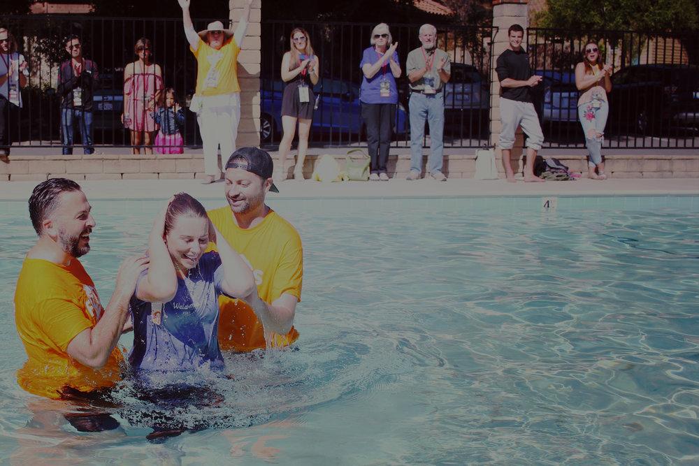 Dedications & Baptisms -