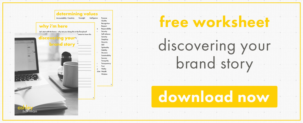 brand-story-worksheet