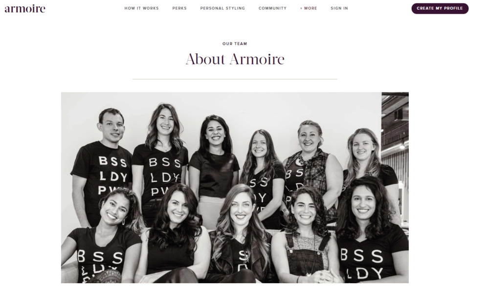 inspirational-about-pages-women-owned-businesses-products-armoire