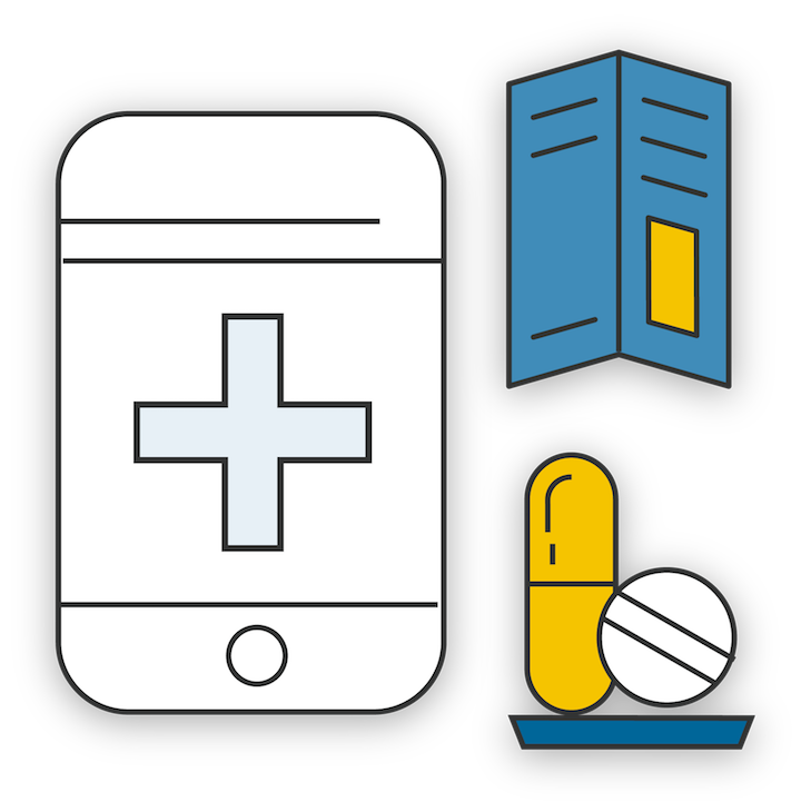 Patient Retention - We'll send your patients home with engaging and rewarding materials that increase patient involvement and decrease dropout rates.
