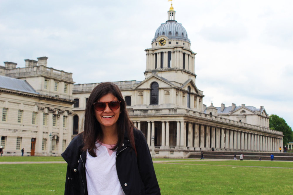 greenwich, uk | old royal naval college