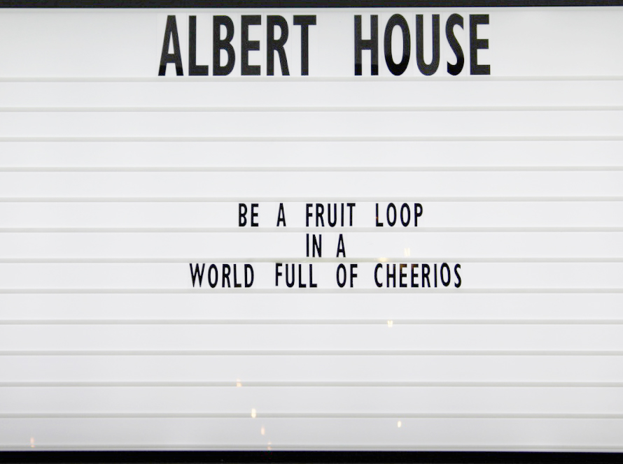 london, uk | albert house, home of big light productions