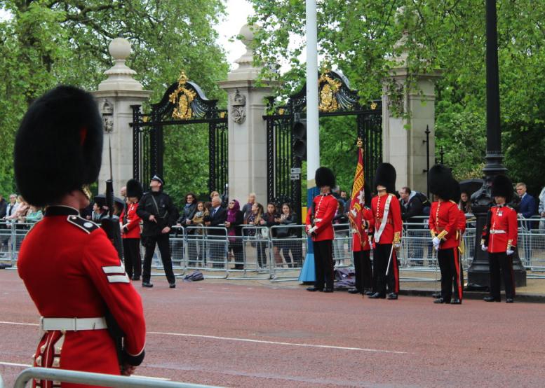 buckingham palace, london, uk   state opening of parliament
