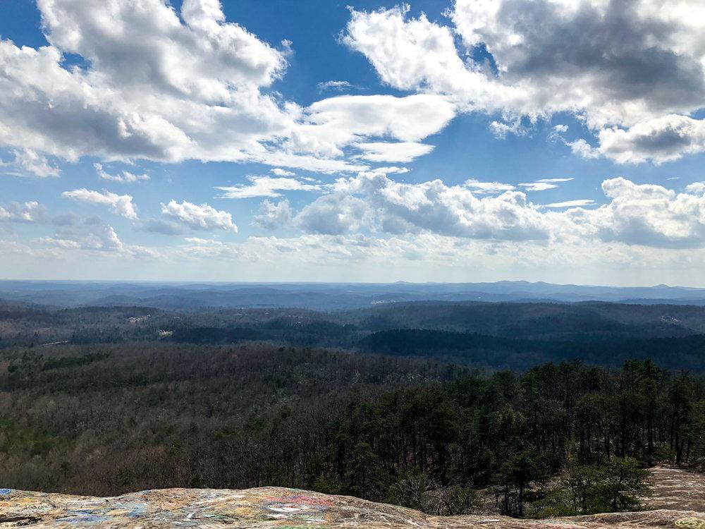 Caesars Head State Park   NC
