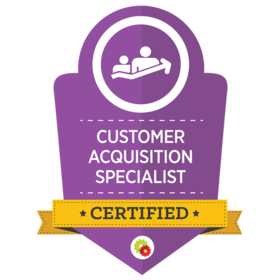 Certified Customer Acquisition Specialists are uniquely qualified to help brands and businesses leverage paid traffic channels such Google, Facebook and other demand-gen platforms to grow their customer base without breaking the bank. In short, Customer Acquisition Specialists are able to not only deliver fresh leads and customers, they are able to deliver those leads and customers at a PROFIT.