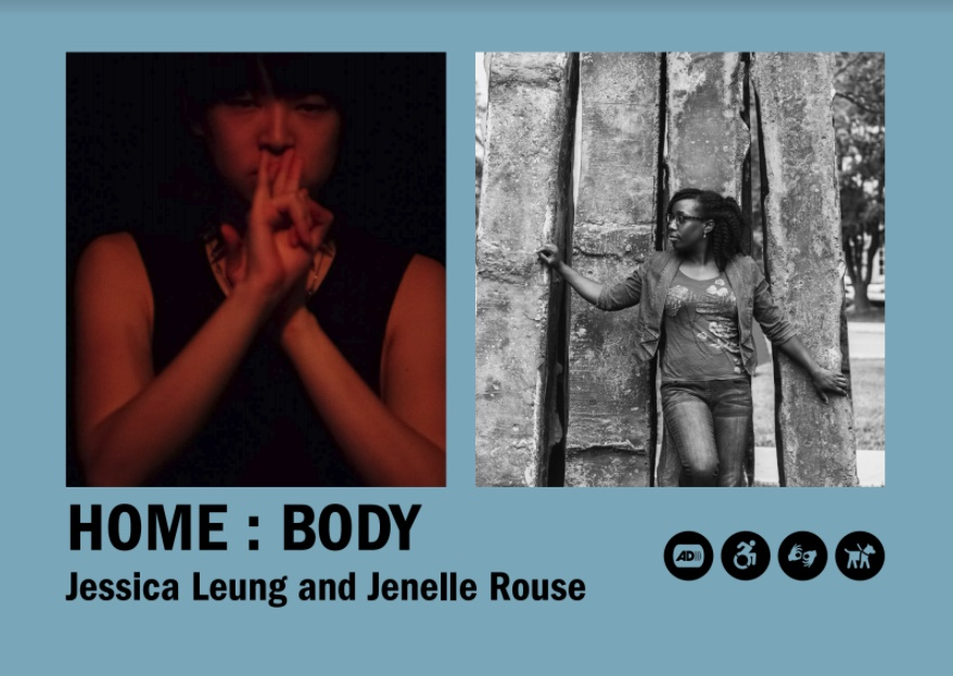 - HOME: BODY Tangled Art + Disability (2017)