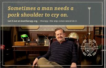 Man Therapy Pork Shoulder