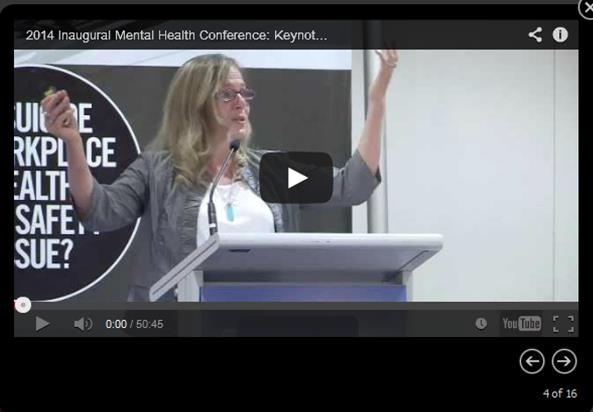 Mental Health Conference, Brisbane