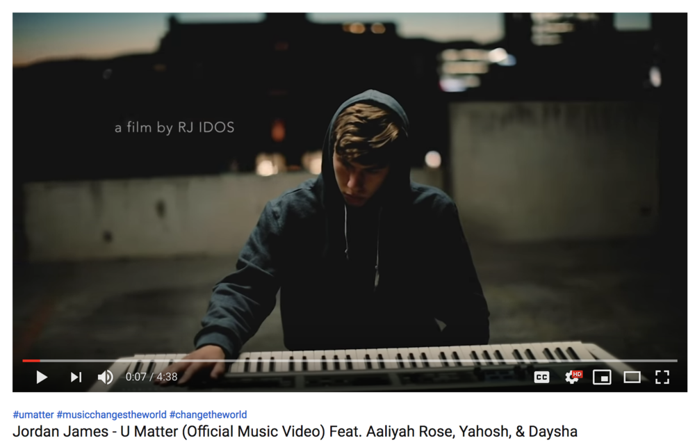 Compelling music video:  https://youtu.be/Bwqn6Bal9nE