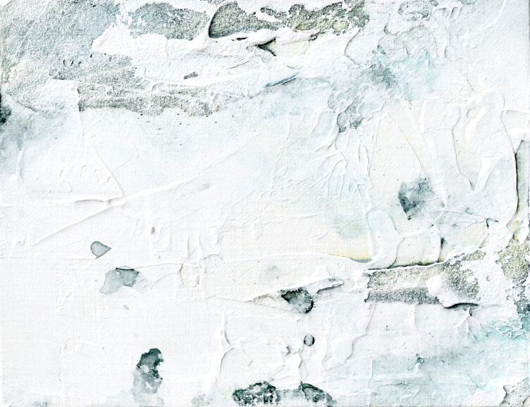 Untitled_jul19182  Mixed media on canvas.  18.0×14.0cm