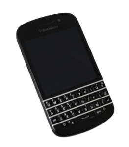 in its time the Blackberry was nicknamed the 'Crackberry', so addictive was its appeal