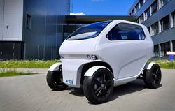 The EO smart connecting car 2