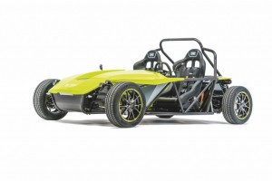 The Kyburz eRoad electric kit car