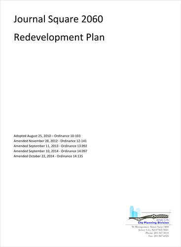 DOWNLOAD JOURNAL SQUARE REDEVELOPMENT PLAN