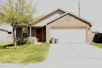 My first house! -