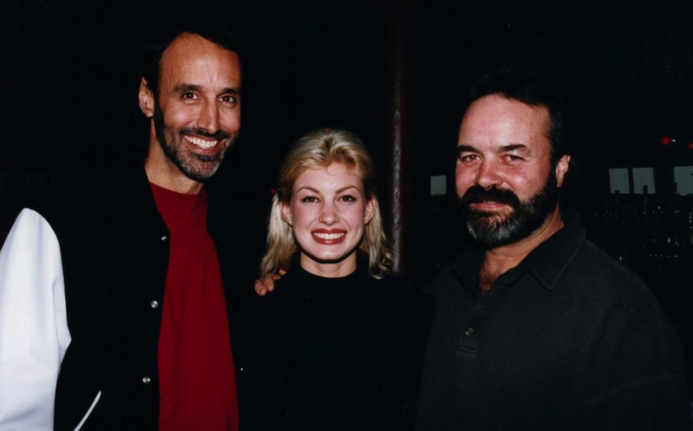 Mark, Faith Hill, Ed Hill