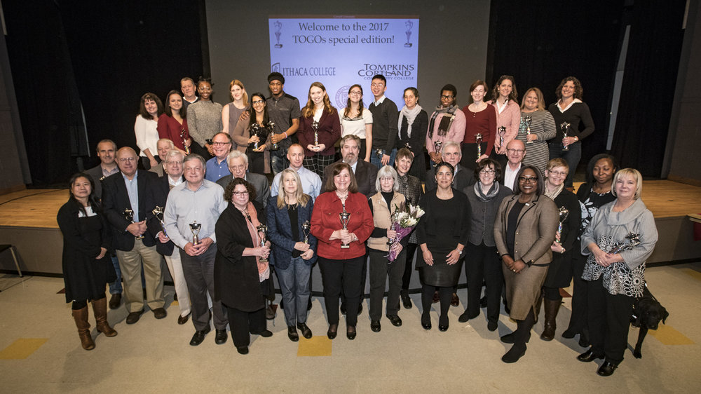 The Town-Gown Awards — Cornell University Community Relations