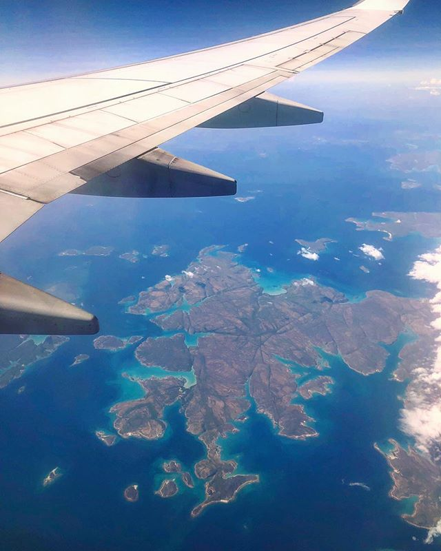 En-route to Bali. Just beauuutiful mate.  Right above Darwin 🌴