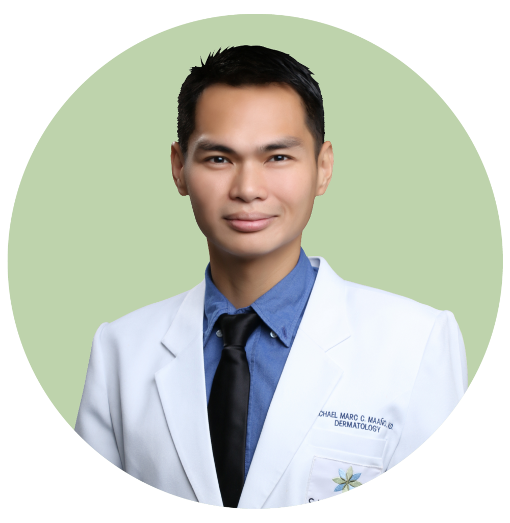 Michael Marc Cruz Maaño - Best Dermatologist