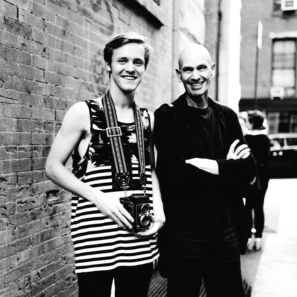 Joel Meyerowitz - (b. 1938) Photographer