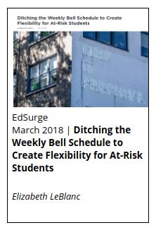 Flex Scheduling