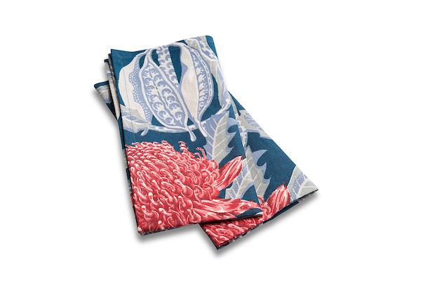 Utopia Goods  linen napkins.