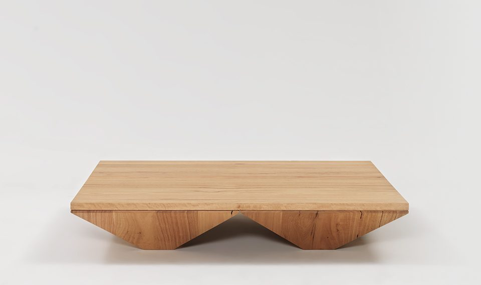 4 |  Cove Timber Coffee Table from  Jardan .