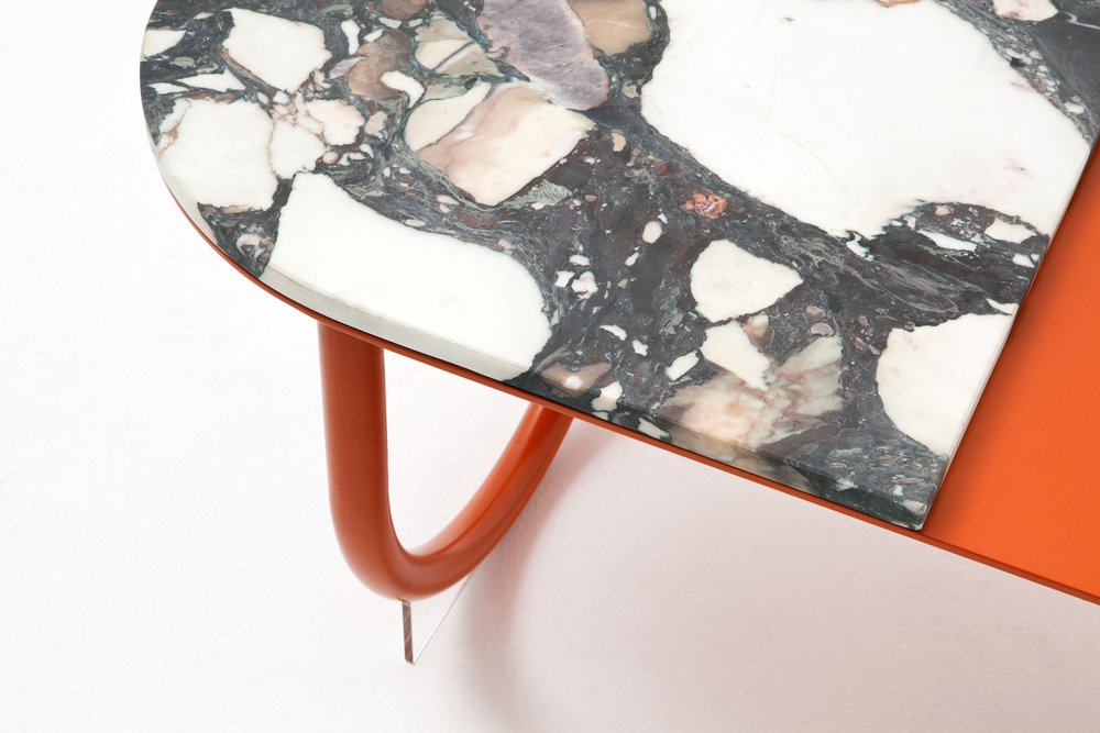 The  Halo   table by Something Beginning With. Photo - Nicole England.