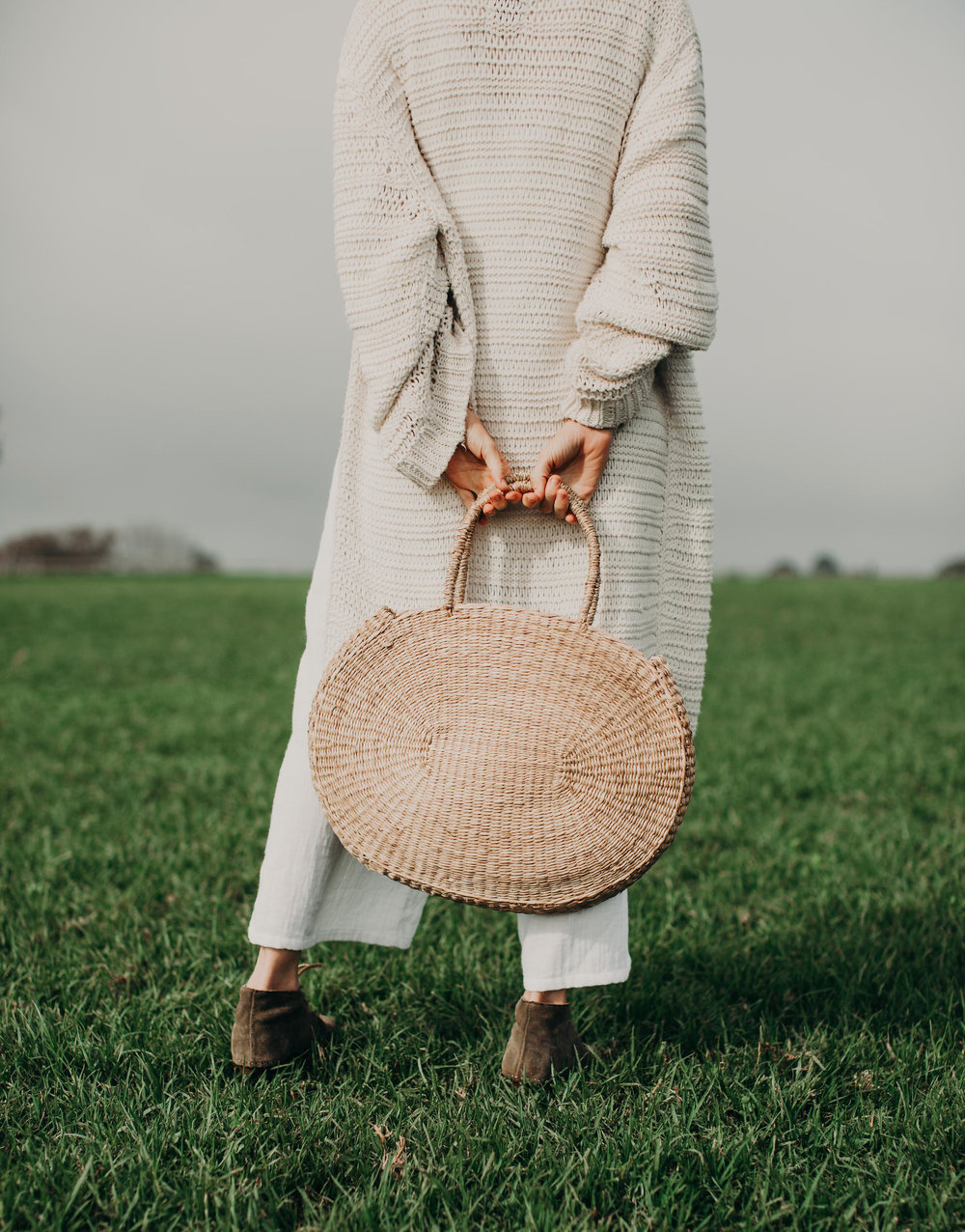 The classic  Bannet Bag  from Olli Ella.