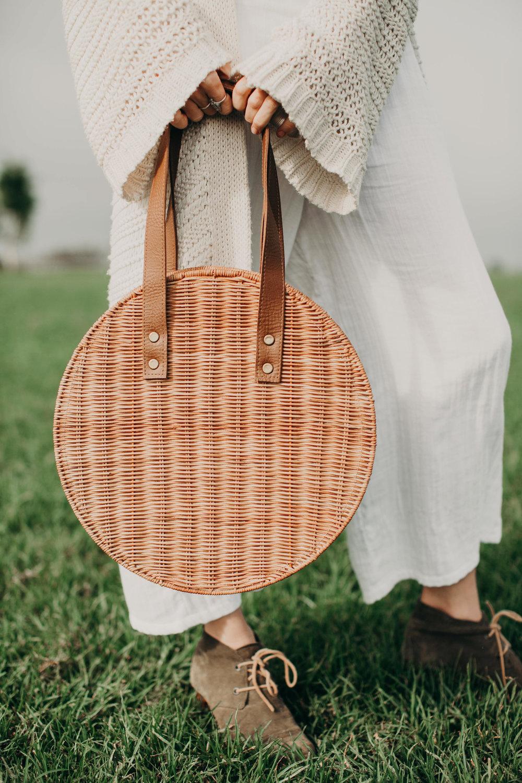 The  Bolo Bag  from Olli Ella.