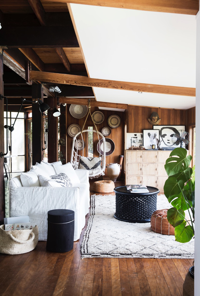 Natalie Walton's beautiful home in the country. Styling - Natalie Walton. Photo - Chris Warnes.