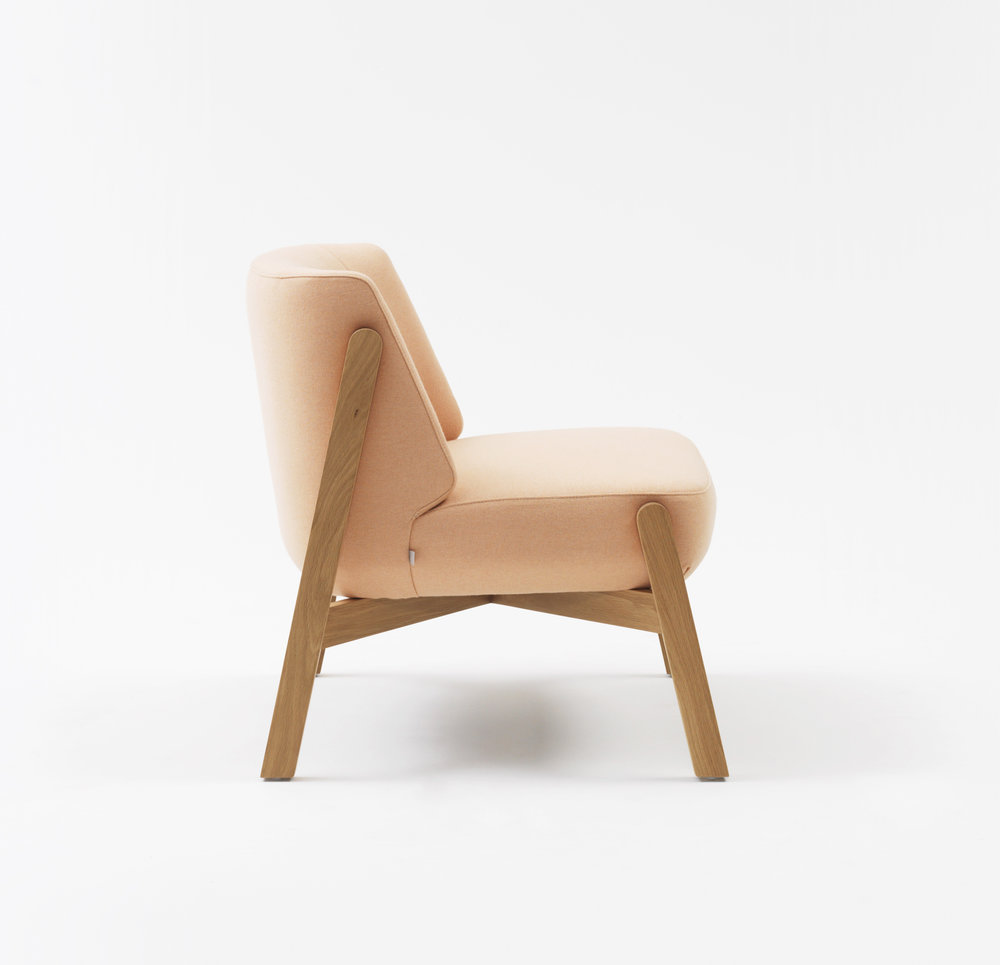 1 |   Harper  Armchair from  Jardan .