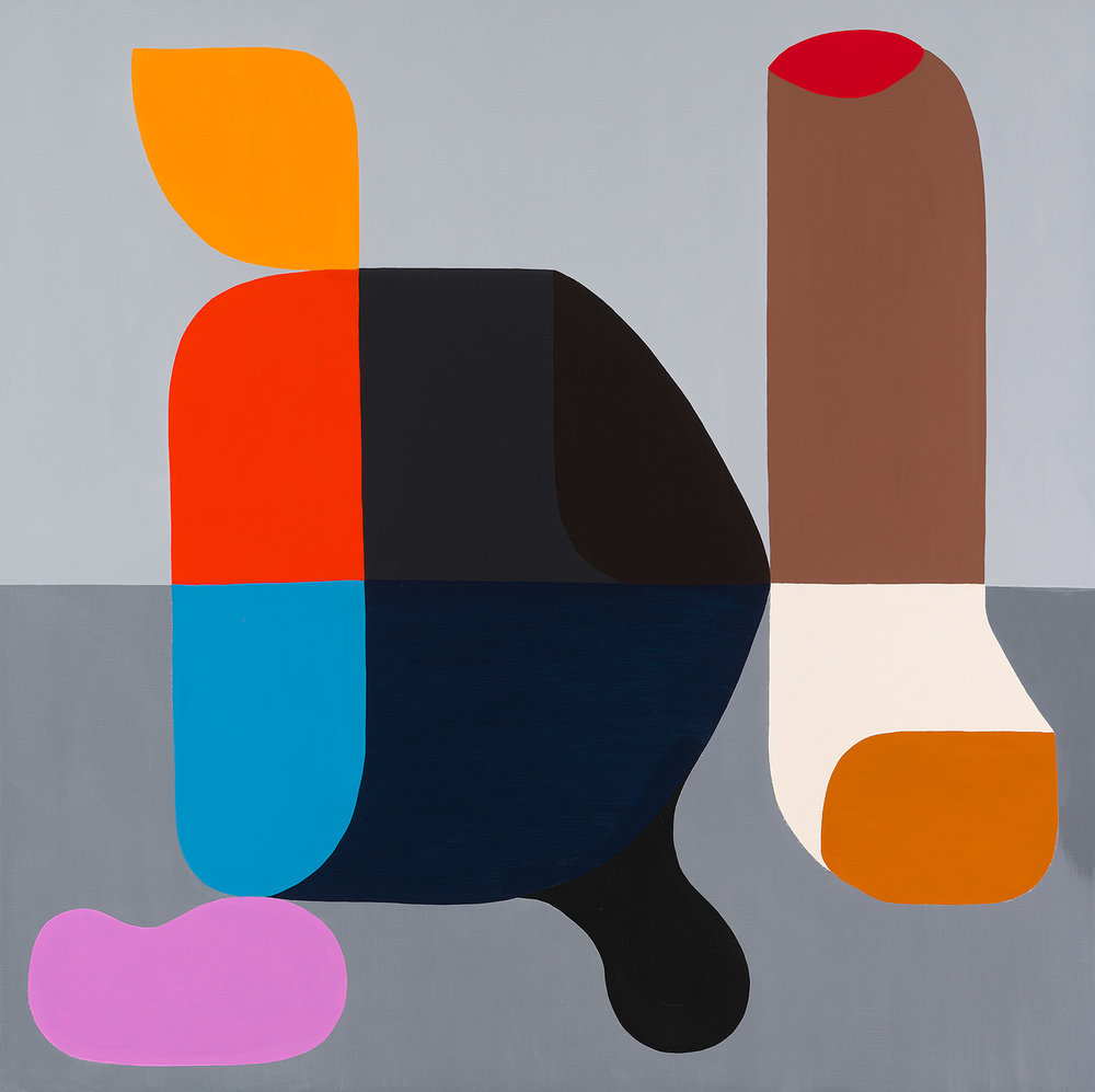 The Boiler Room -O il on linen by Stephen Ormandy.