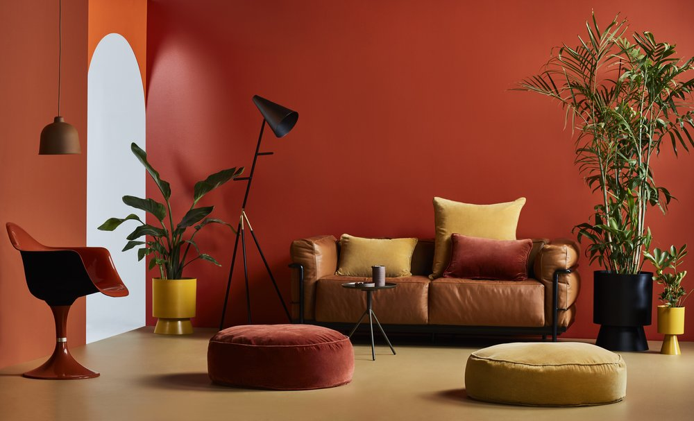 The rich and bold colour palette from  Lightly's  new collection.Styling - Heather Nette-King. Photography - Mike Baker.