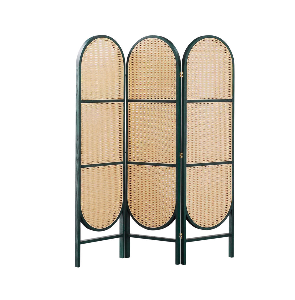 3 |   Cane Partition by Curio  from  Clickon Furniture .
