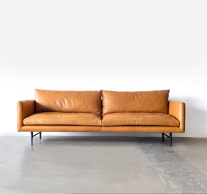 Louis Sofa  Designed by CM Studio for   Project 82  .