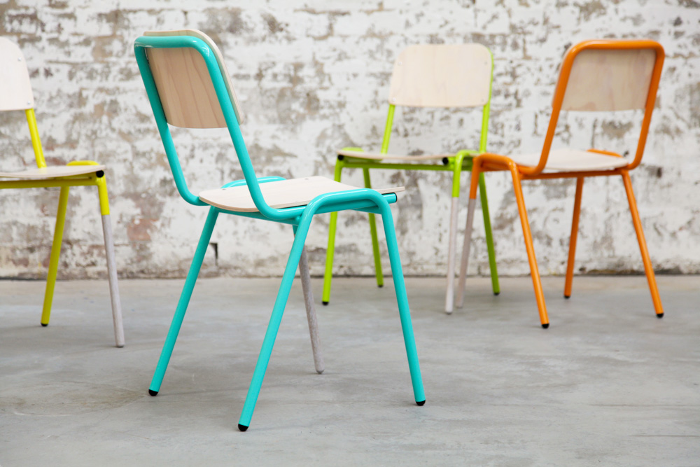 The  Jake Chair  - one of the most loved and quintessentiall pieces from  Koskela .