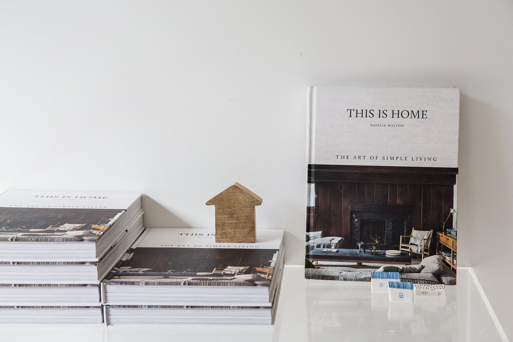 Natalie Walton's new book,  This Is Home , published by Hardie Grant, will be available on the 1st of April. We can't wait to get a hand on our copy! Photo - Jacqui Turk.