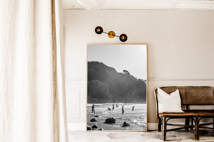 Art Talk | Kara Rosenlund New Oversized Wall Art Collection — Hunter ...