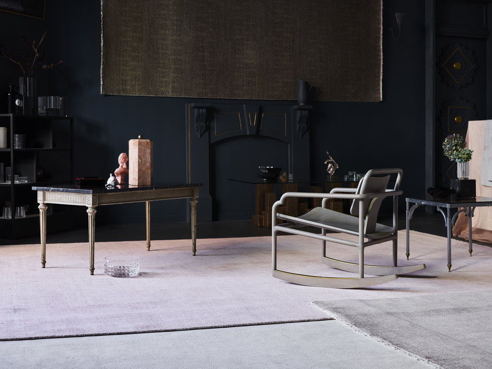 From 28 June to 15 July 2018, design visionaries  Armadillo & Co  and  Becker Minty  are collaborating on a retail experience that blurs the line with contemporary art installation. Photo - Anson Smart. Styling - Claire Delmar.