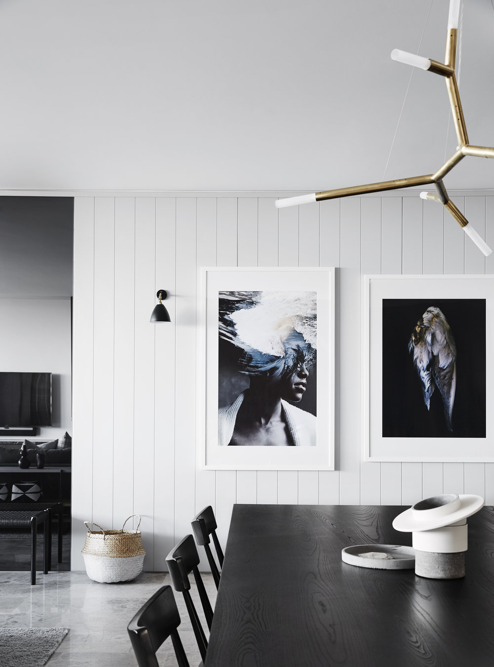 Albert Park apartment by  Studio Griffiths . Photo - Sharyn Cairns.