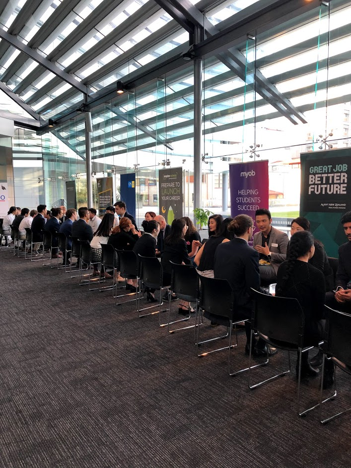 EY Accounting and Finance Speed Networking