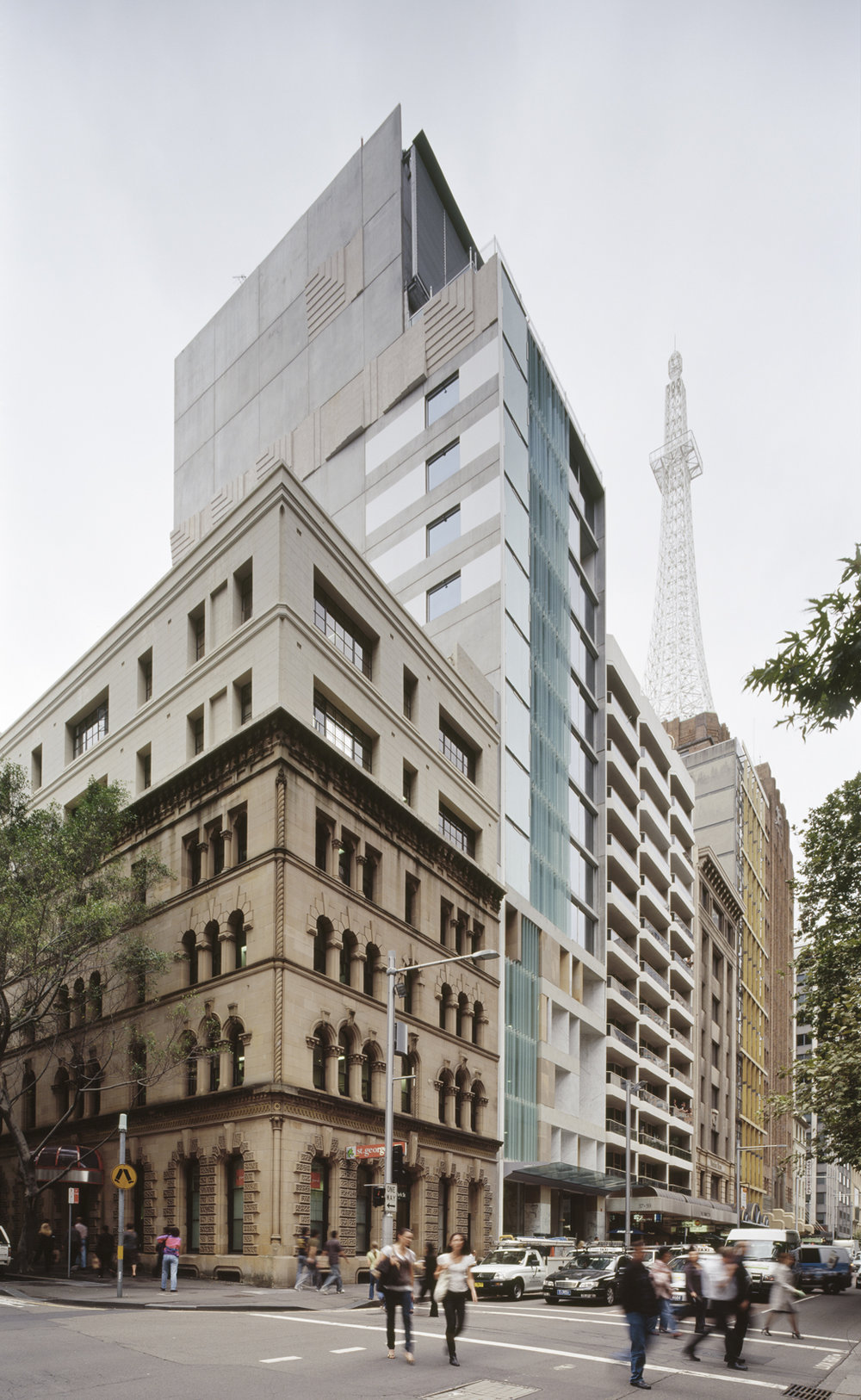 61 York Street Office by CA