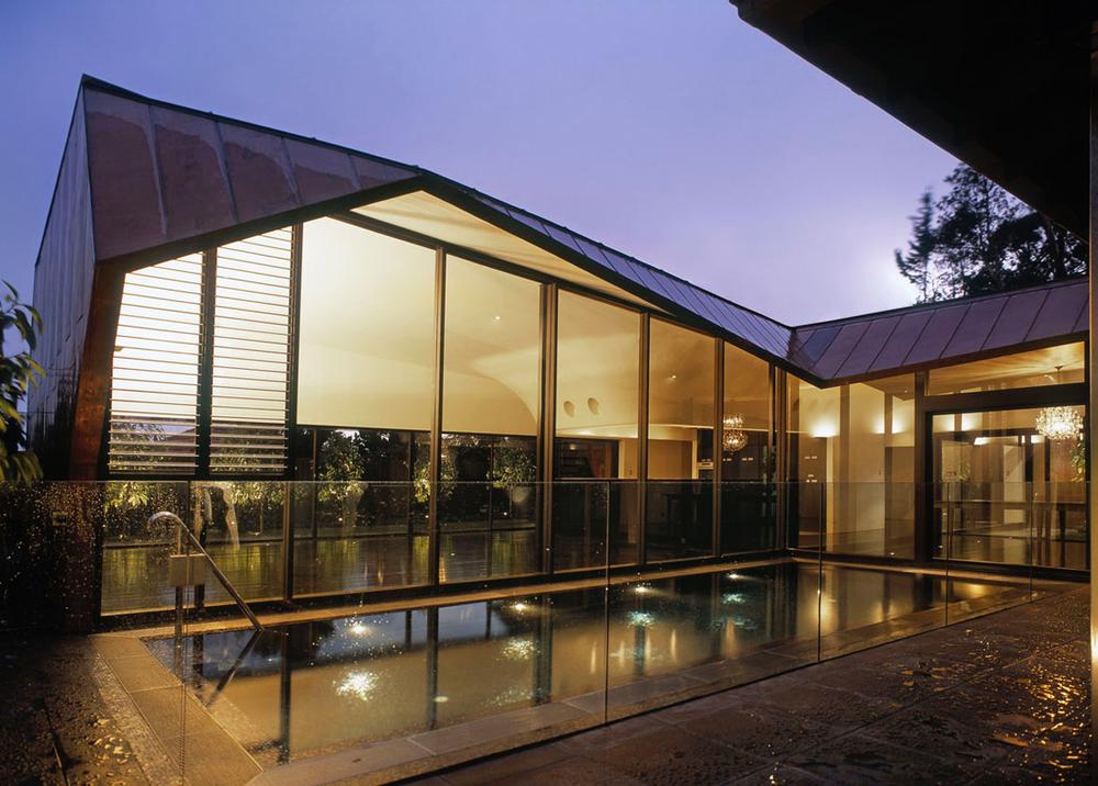 Folded House by DJE