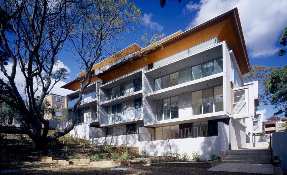 Pindari Apartments, Randwick by CA