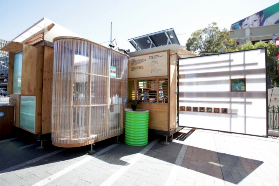 Live Green Pavilion -